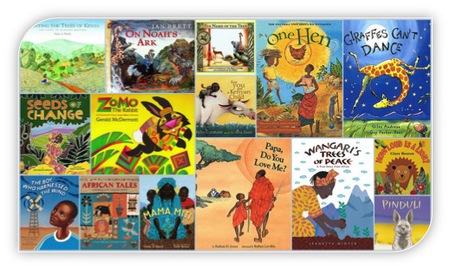 African picture books
