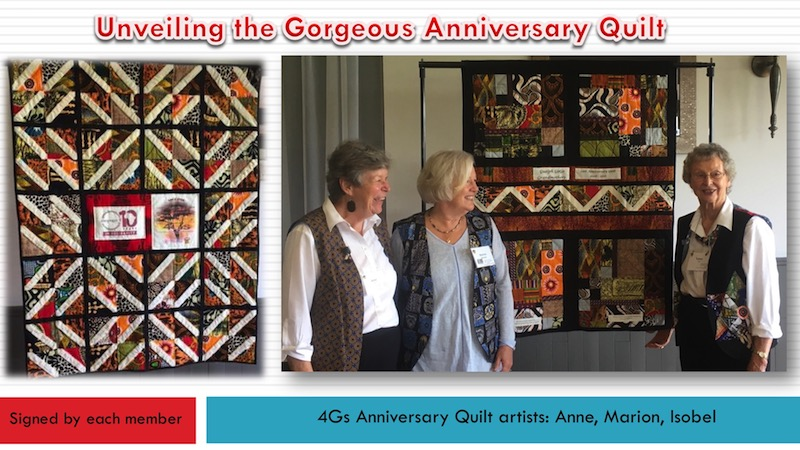 Unveiling anniversary quilt2